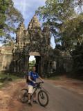 Cycling Angkor