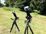 Cameras in Position