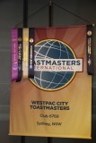 International President's Visit to Westpac Toastmasters