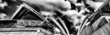 Sydney Opera House monochrome panorama