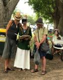 Bellingen folk on market day