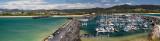 Coffs Harbour panorama