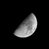 Winter half moon