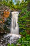 ** 135 - Grand Marais:  Fall River Lower Falls