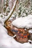 ** 60 - Winter:  Copper Creek In Snow
