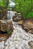 12.7 - Duluth Parks: Miller Creek Falls, Vertical