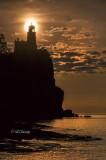 * 44.13 - Split Rock Lighthouse: Bronze Sunrise