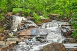 Duluth: Miller Creek, Upper Falls