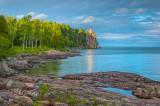 * Split Rock Summer Greens In Evening, Rock Beach  LCD_5009.jpg
