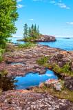* 119.3 -  Grand Marais: Paradise Island Vertical