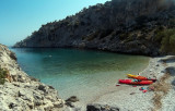 Kayak out from Rina bay