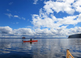 Jun 17 Kayaking between Cromarty sutors
