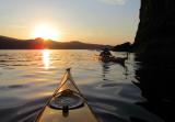 July 17 Skye Harlosh evening paddle