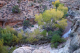 Oct 17 Dark canyon -Youngs canyon confluence