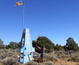 Boulder Mail Trail UFO