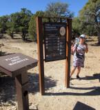 Boulder Mail Trail east trailhead