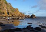 Nov 17 Eathie beach