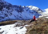 Feb 18 An Teallach- into Glas Tholl coire