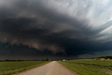 Gust Front from Airport Road