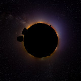 Fairview Light Dome Project - Little Planet