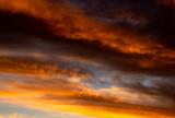 Autumn Sunset at Hall Bottom