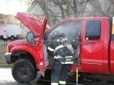12/04/2017 Truck Fire Whitman MA