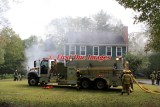 Woodstock CT - Structure fire, 249 Green Rd. - September 17, 2018