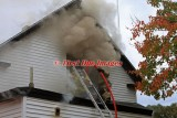 Webster MA - Structure fire; 24 Poland St. - October 17, 2018