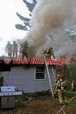Oxford MA - 2 Alarm Structure fire; 16 Millbury Rd. - October 22, 2018