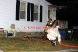 Webster MA - Fire in the basement; 80 Myrtle Ave. - December 17, 2018