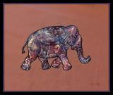 Layered Elephant