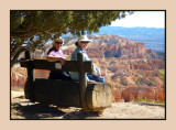17 10 P1040453 Debi  Helen at Bryce Canyon