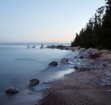 Point at Dawn