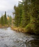 Jordan River at Chestonia