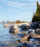 Shoreline Boulders