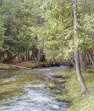 Jordan River at Grave's Crossing