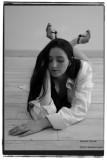 Céline - B&W Portraits / Portraits N&B
