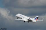 Canadair CRJ200 Air France by Britair