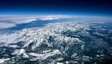 Mountain Waves over Sierra Nevada by Mammoth California 036