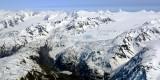 Portlock glacier Dixon glacier Kenai Fjords National Park Alaska 887