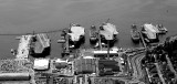 USS John C Stennis CVN 74, USS Ranger CVN 61, USS Constellation CVN 64, USS Independence CVN 62, Bremerton Naval Shipyard 119