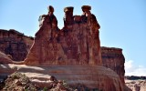 Three Gossips in Arches National Park Moab Utah 713