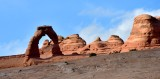 Delicate Arch in Arches National Park Moab Utah 1195