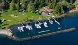 Tillicum Village on Blake Island Marine State Park Washington 146