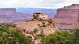 Shafer Canyon Overlook Canyonlands National Park Moab Utah 071