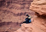 Risking All for the Shot at Dead Horse Point State Park Moab Utah 442