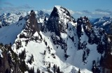 West Face of Garfield Mountain Washington 133