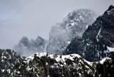 Treen Peak Cascade Mountains Washington 091
