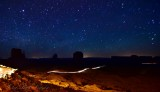 Monument Valley at night 018a
