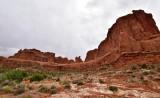 Park Avenue at Arches National Park Moab Utah 281